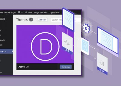 About The Divi Theme